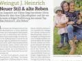 Vinaria 2012 - Alte Reben