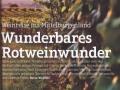 """""""Wunderbares Rotweinwunder"""", Vinaria September 2015 über das Blaufraenkischland"""