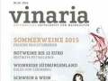 Vinaria April 2016, Rotweine bis 12 Euro, Best Buys mit Balance