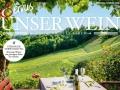 Servus Unser Wein - Erstauflage Frühling/Sommer 2019 - Cover