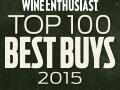 Wine Enthusiast Dezember 2015 Best Buys 100 worldwide Titelbild