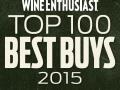 Wine Enthusiast Dezember 2015 Best Buys 100 worldwide Titelbild