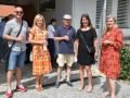 Wine & Soul @Weingut Heinrich 2021 - Prof. Henrietta Marinov-Klein und FL Christa Farkas