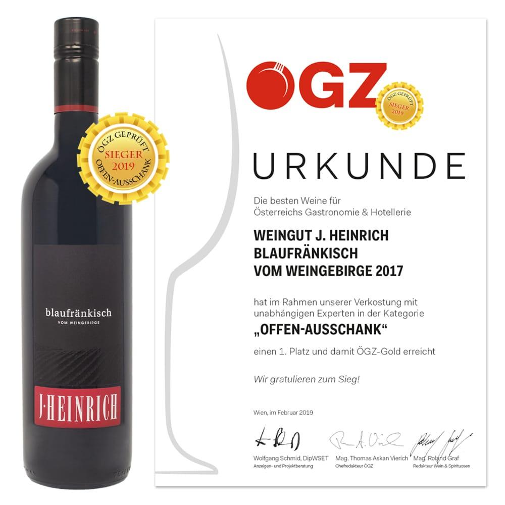 OEGZ-Gewinner
