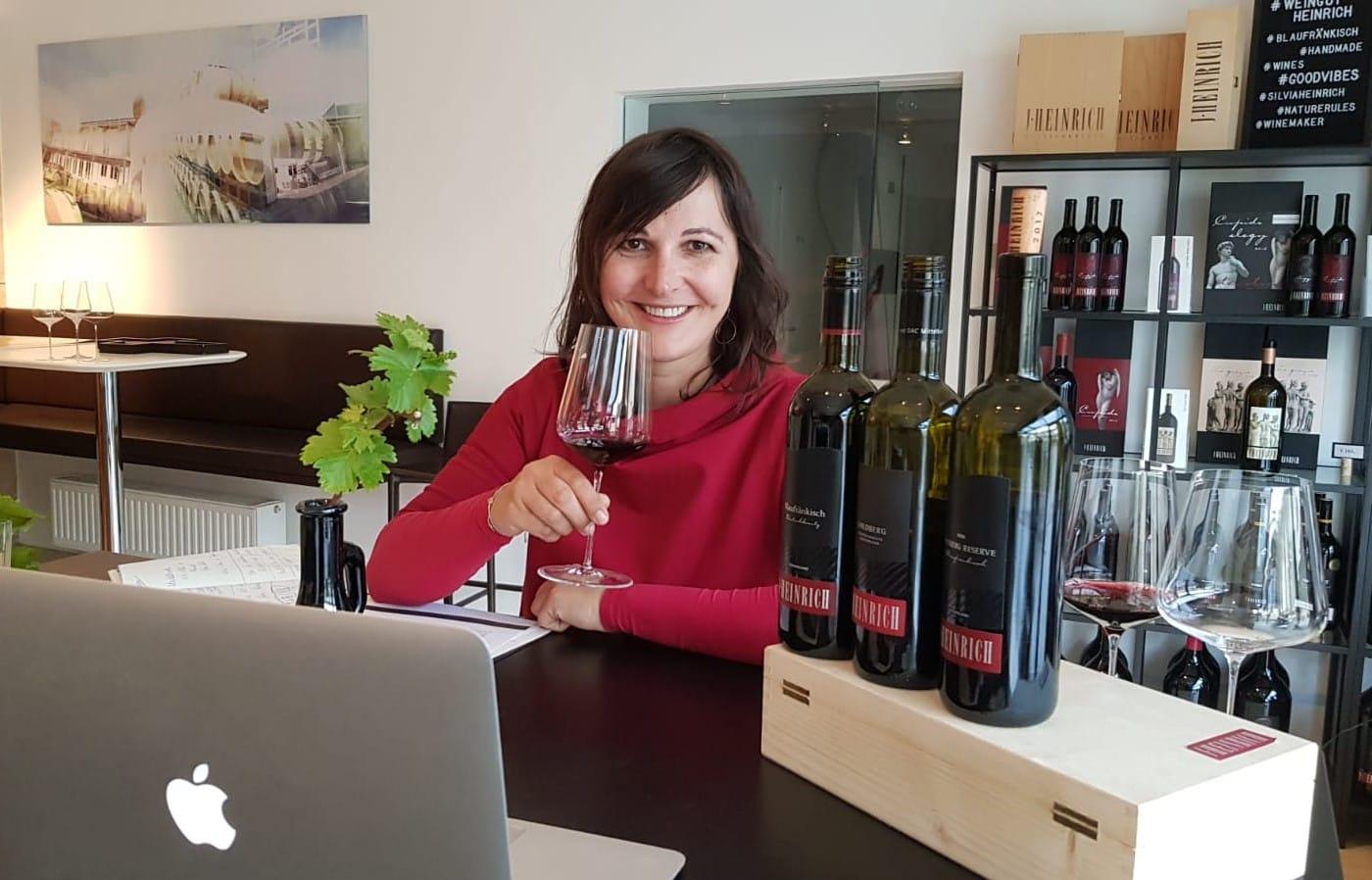 wine und chat